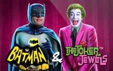 Batman the Joker jewels