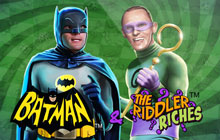Batman the Riddler ritches