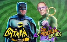Batman the Riddler ritches
