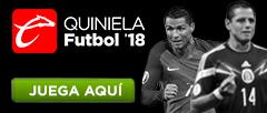 Quiniela Caliente Mundial 2018